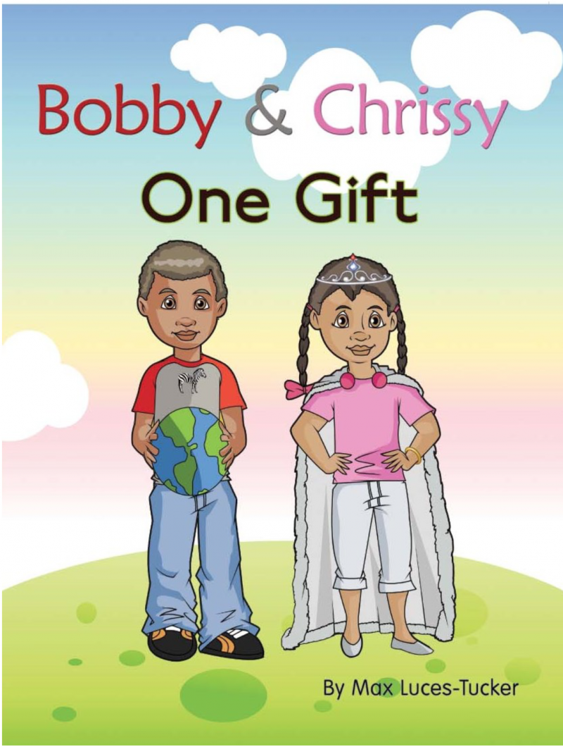 Bobby & Chrissy One Gift Cover